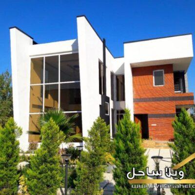 خرید ویلا دوبلکس شهرکی نوشهر