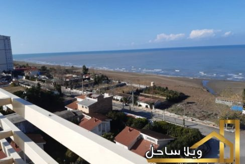 آپارتمان ساحلی سرخرود