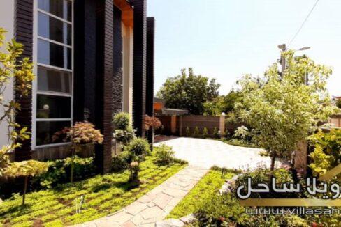 رخرید ویلا باغ لاکچری نوشهر