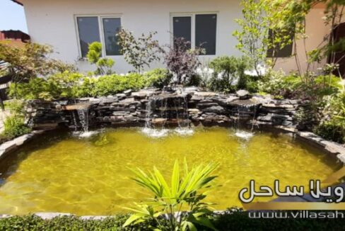 خرید ویلا باغ لاکچری نوشهر